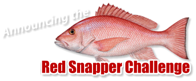 red snapper challenge