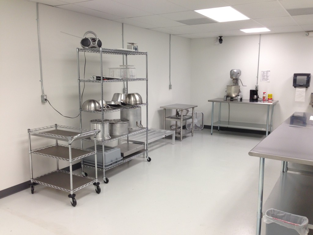 commercial kitchen space for rent