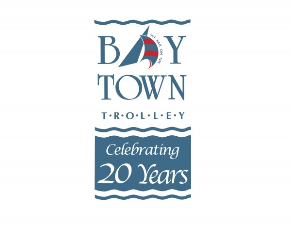 BayTownTrolley_20YearLogo